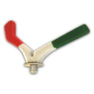AF-1 Trikolor feeder bottartó fej