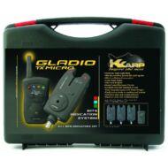 K-Karp Gladio TX Micro kapásjelző szett