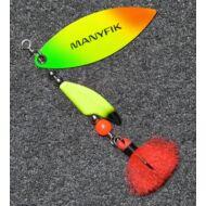 Manyfik Mobby V Color VK H körforgó villantó