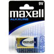 Maxell 6LR61 9V 1d elem