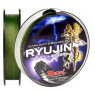 Momoi Ryujin PE 8 Braid, moha zöld fonott zsinór