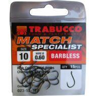 Trabucco Match Specialist Feeder horog
