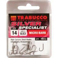 Silver Specialist, feeder horog