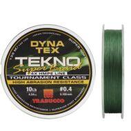 Trabucco Dyna-Tex Tekno Super Braid fonott zsinór