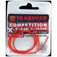 Trabucco X-Fine Silicone 50cm szilikon cső