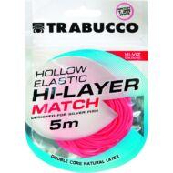 Trabucco Hi-Layer Hollow Elastic Match rakós csőgumi 5m