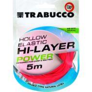 Trabucco Hi-Layer Hollow Elastic Power rakós csőgumi 5m