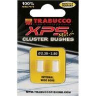 Trabucco XPS Cluster Bushes Ptfe teflon hüvely