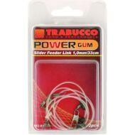 Trabucco Power Gum & Slider Rig feeder szerelék