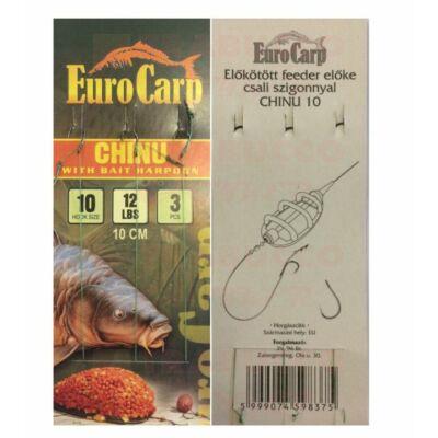 Eurocarp Feeder csaliszigonyos előke - Chinu