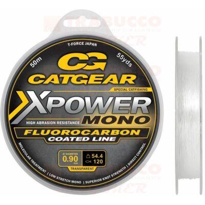 Catgear Xpower Mono Leader FC előkezsinór