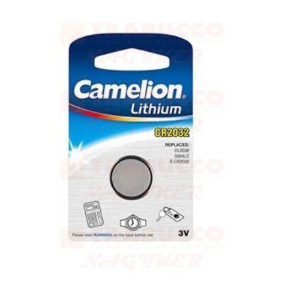 Camelion gombelem CR2032 1 db