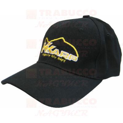 K-Karp Cap Black sapka