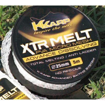 K-Karp XRr-Melt 5m PVA háló