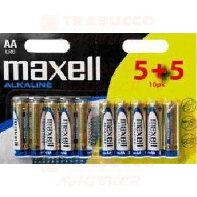 Maxell LR06 AA (Ceruza) elem