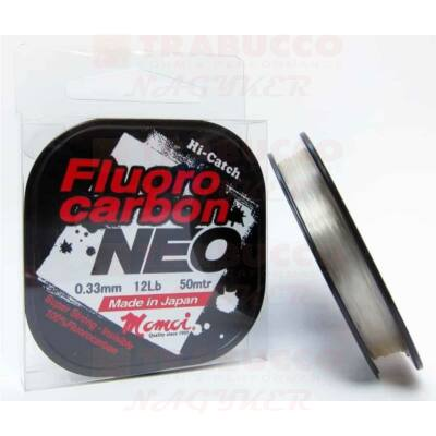 Momoi Neo Fluorocarbon pink előkezsinór