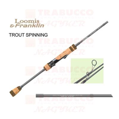 LOOMIS & FRANKLIN TROUT SPINNING