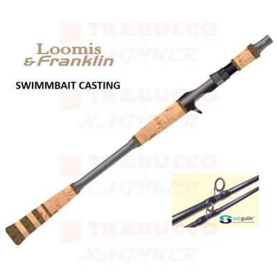 LOOMIS & FRANKLIN SWIMMBAIT CASTING