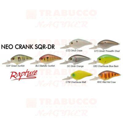 Neo Crank Sqr DR F wobbler