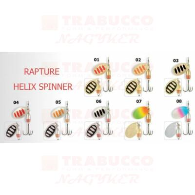 Rapture Windex Helix Spinner körforgó villantó