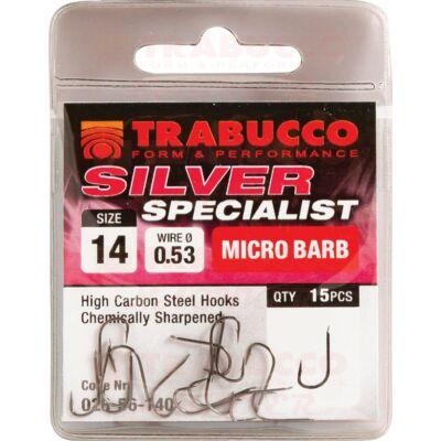 Trabucco Silver Specialist Feeder horog