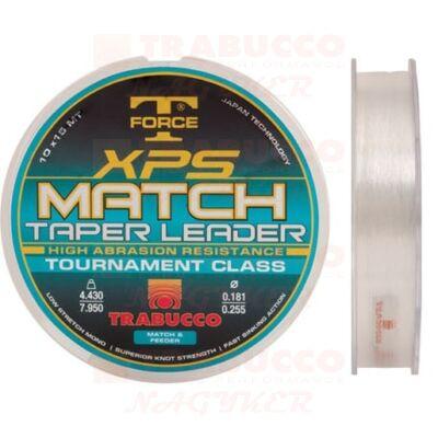 T-Force XPS Match 10db 15m-es távdobó előke