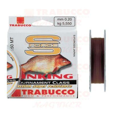 Trabucco S-Force Sinking zsinór