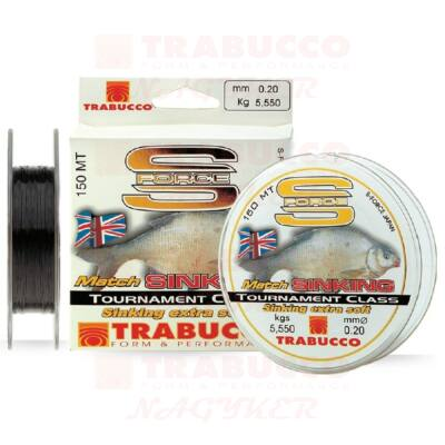 Trabucco S-Force Match Sinking zsinór