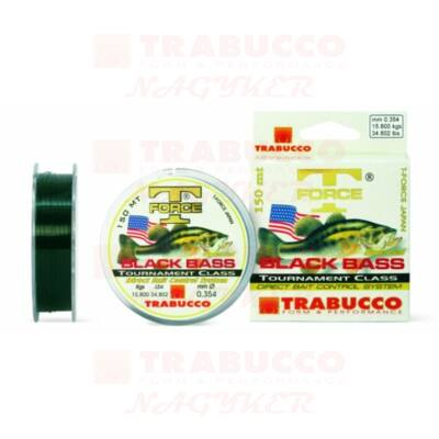 Trabucco T-Force Black Bass damil