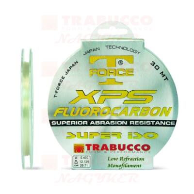 Trabucco T-Force Fluorocarbon Super ISO zsinór