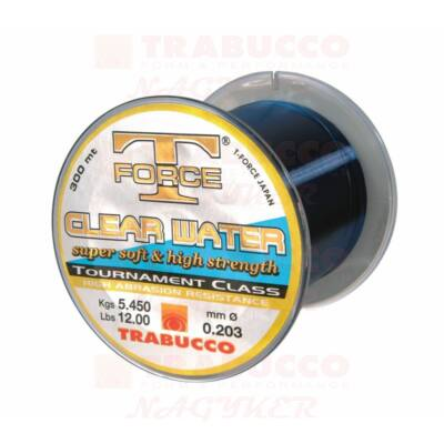Trabucco T-Force Clear Water damil