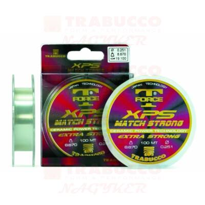 Trabucco Force XPS Match Strong 100m damil