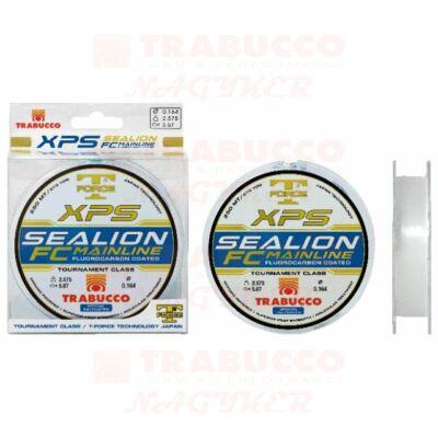 Trabucco T-Force XPS Sealion fluorocarbon coated 250m zsinór