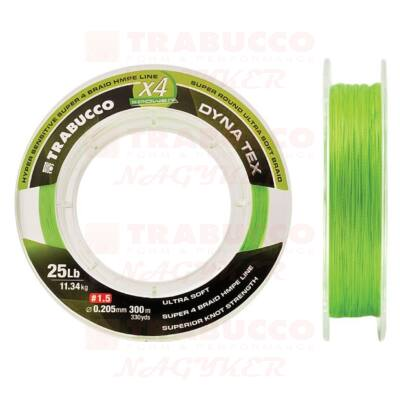 DYNA-TEX 4X POWER LIME YELLOW, FONOTT ZS