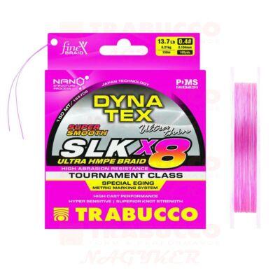 Trabucco Dyna-Tex SLK X8 Special EGI fonott zsinór 150 m