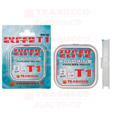 Trabucco Super Elite Fluorine előke zsinór