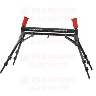 Trabucco GNT Mega Black XL görgős bottartó