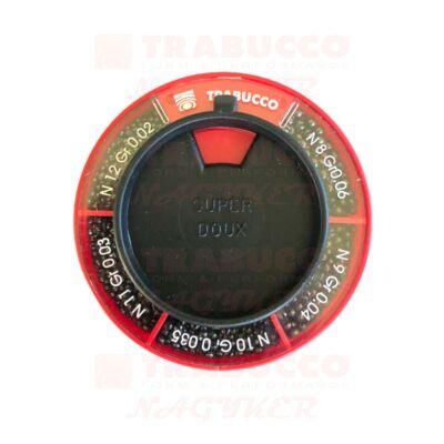 Trabucco GNT Match sörétólom készlet S/Fine kerek 12-08 (0,02-0,06g)