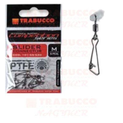 Trabucco Slider Conn. teflon csúszó úszórögzítő