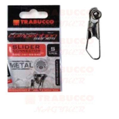 Trabucco Slider Conn. Metal csúszó úszórögzítő