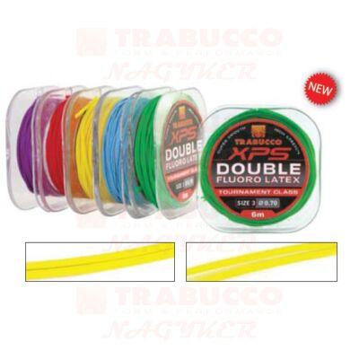 Trabucco Double Fluoro Latex dupla tömör rakósgumi