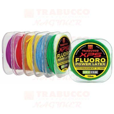 XPS Fluoro Latex tömör rakósgumi