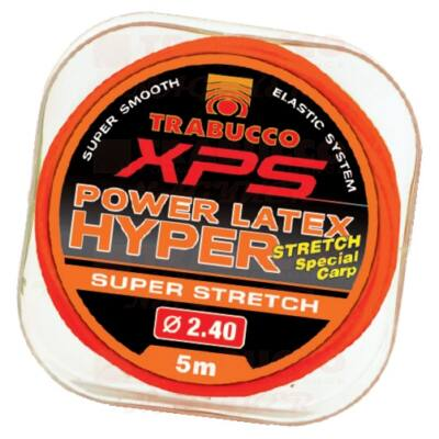 Trabucco Hyper Stretch Power Latex rakósgumi