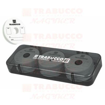 Trabucco Rig Storage Wallet 70mm előketartó