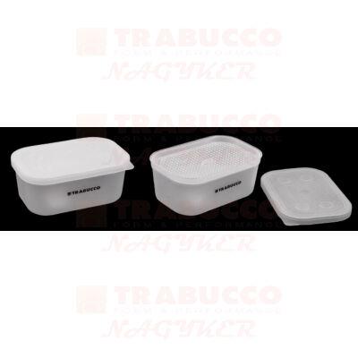 Trabucco XPS Bait Boxes Wh W/Riddle csalitartó doboz