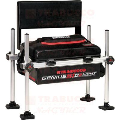 Trabucco Genius Box S1 Cs háttámlás versenyláda