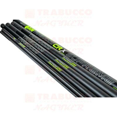 Trabucco Supreme CRX Carp Match 8006 full rakós bot