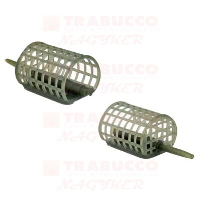 Trabucco Airtek Feeder Hi-Flow method In-Line feeder kosár 2db