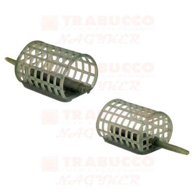 Trabucco Airtek Feeder Hi-Flow method In-Line feeder kosár 2 db