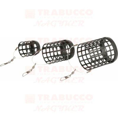Trabucco Airtek Long Range Cage feeder kosár 2 db